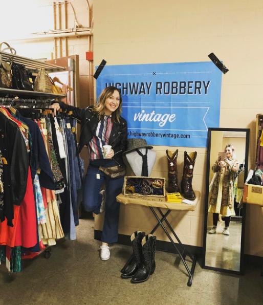 Highway Robbery Vintage