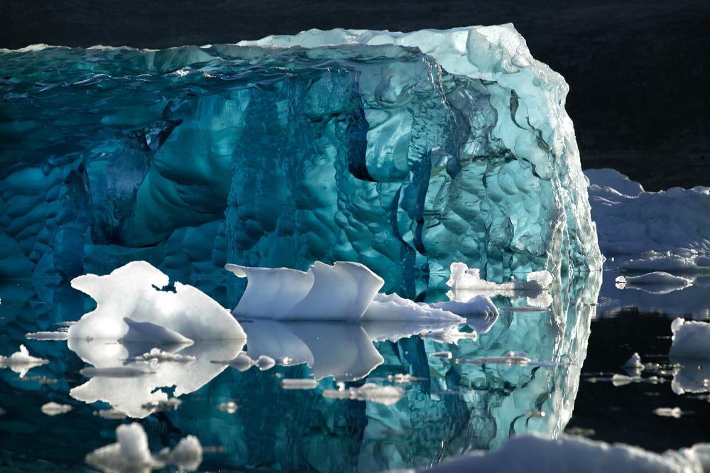 Iceberg Castle