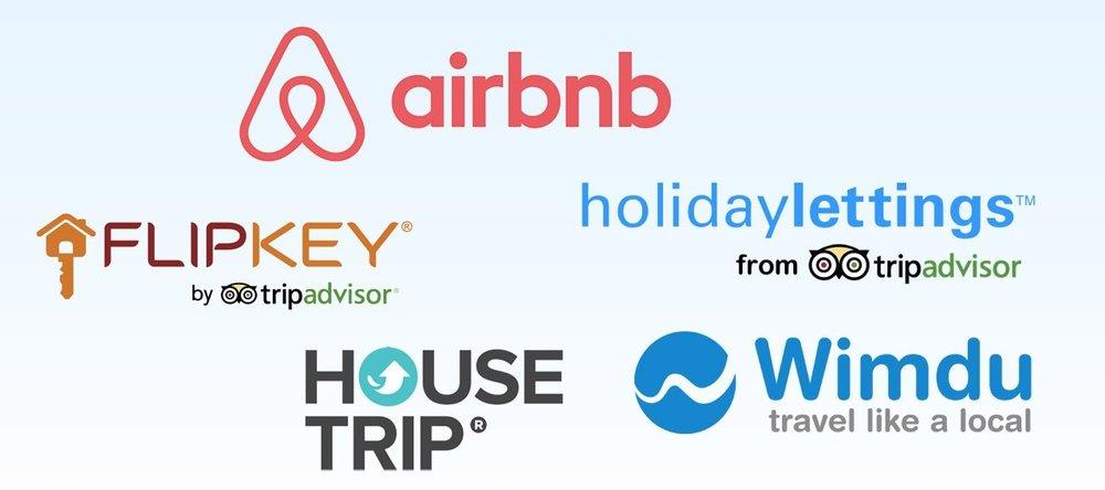 Most important websites for holiday rentals. Legal Costa Rentals