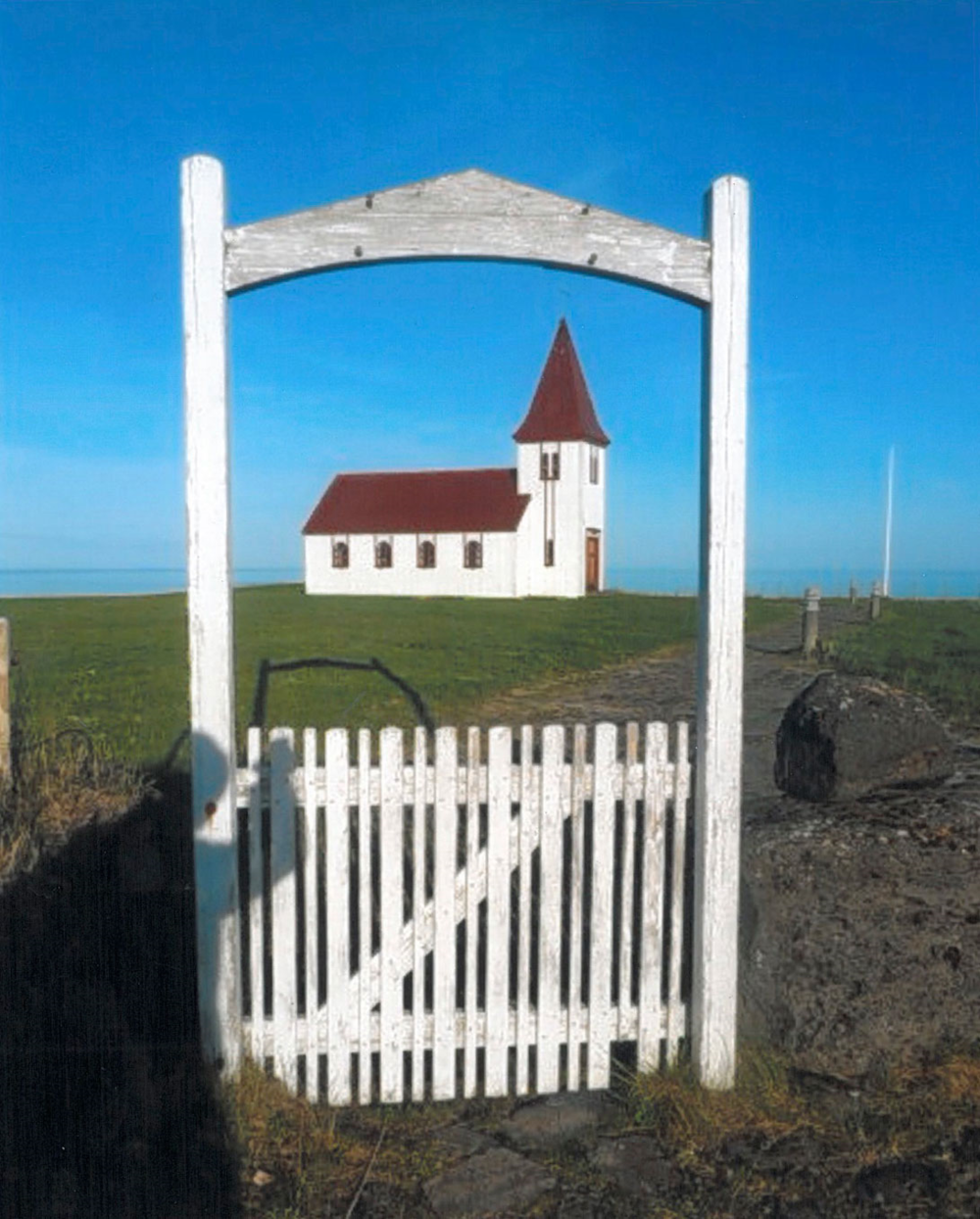 Sharon's forthcoming stories are set in Icelandic scenes like this one.