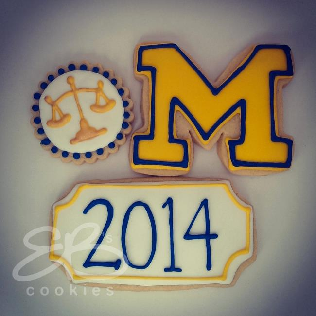 michigan graduation cookies.jpg
