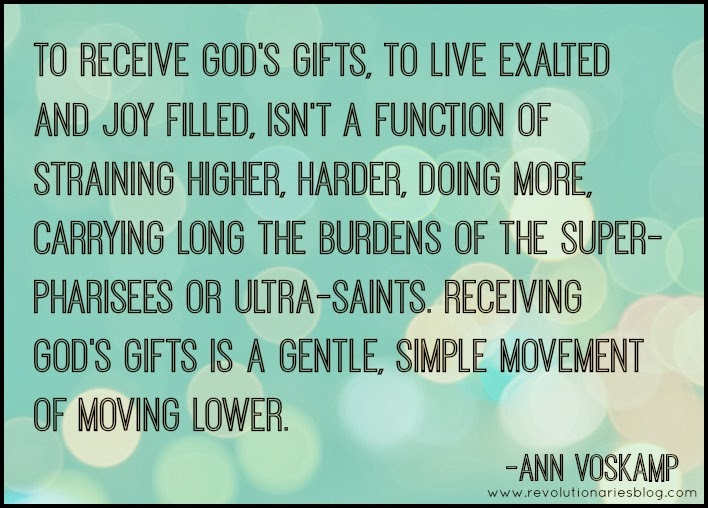 One Thousand Gifts Quote Ann Voskamp