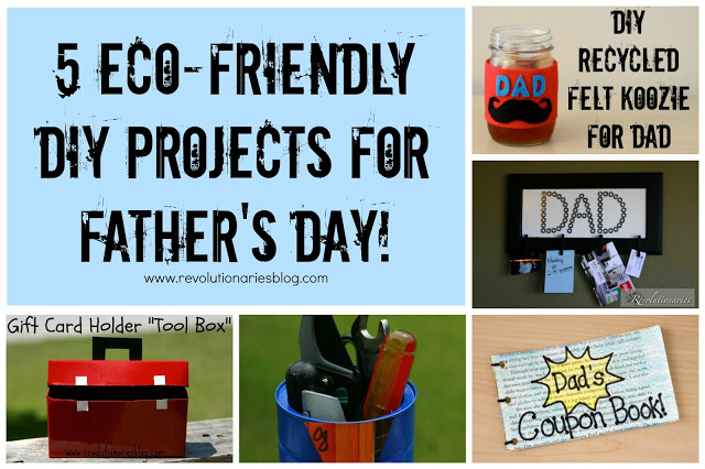 5 Eco-Friendly DIY Projects for Father's Day
