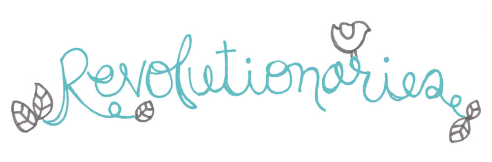 Revolutionaries Blog Logo