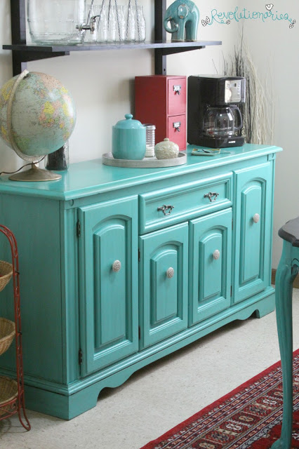 DIY Coffee Bar and Dining Room Makeover!