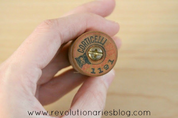 DIY Furniture Hardware: Wooden Spool Drawer Knob
