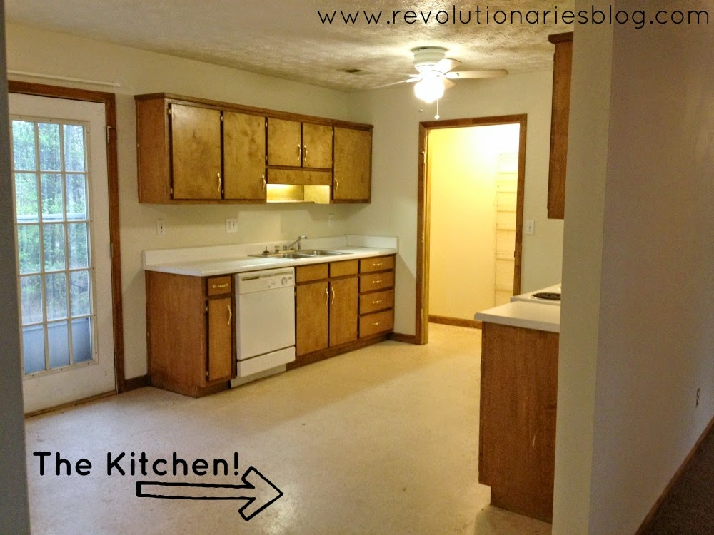 The Rental Kitchen and How to Install Cabinet Lighting!