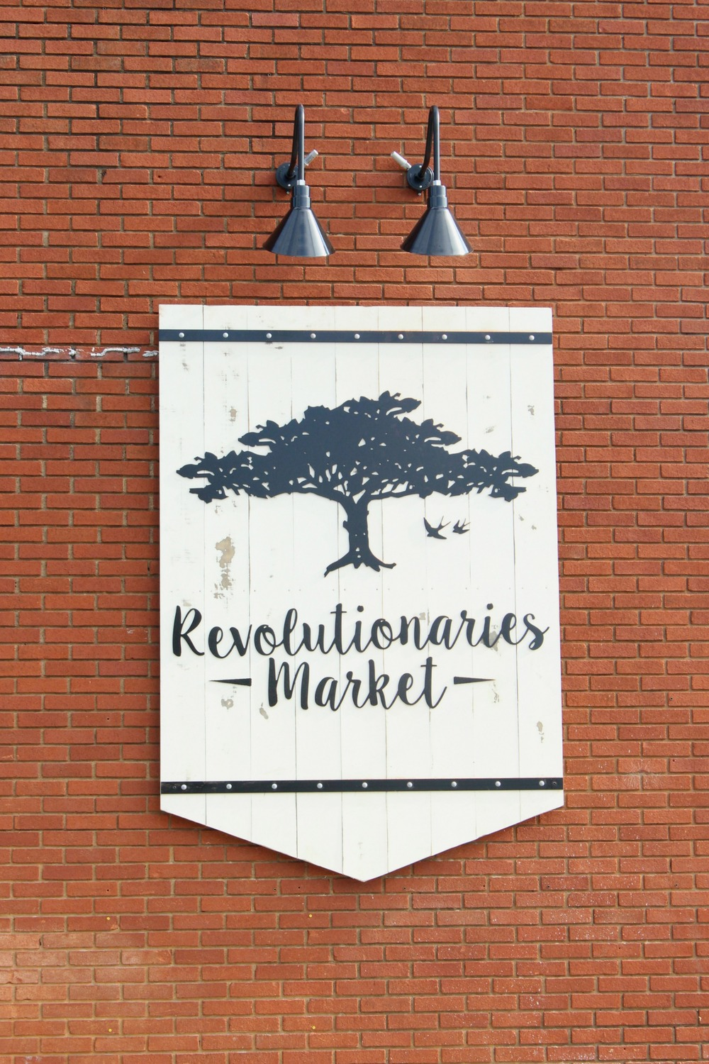 Revolutionaries Market Renovation: Final Reveal!
