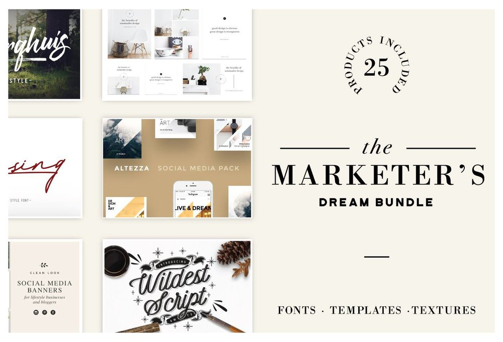The Marketer's Dream Bundle
