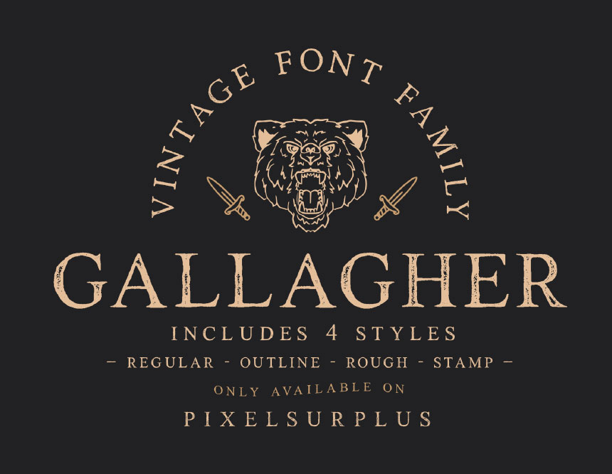 Free Fonts — Pixel Surplus | Resources For Designers