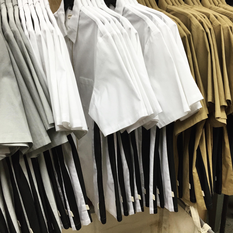 Gioventu Estate Shirt Production