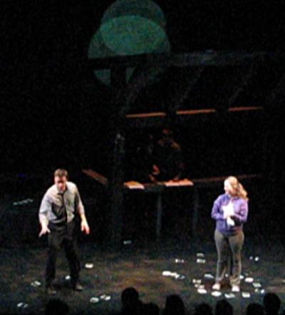 Ian Short and Camille Bullock