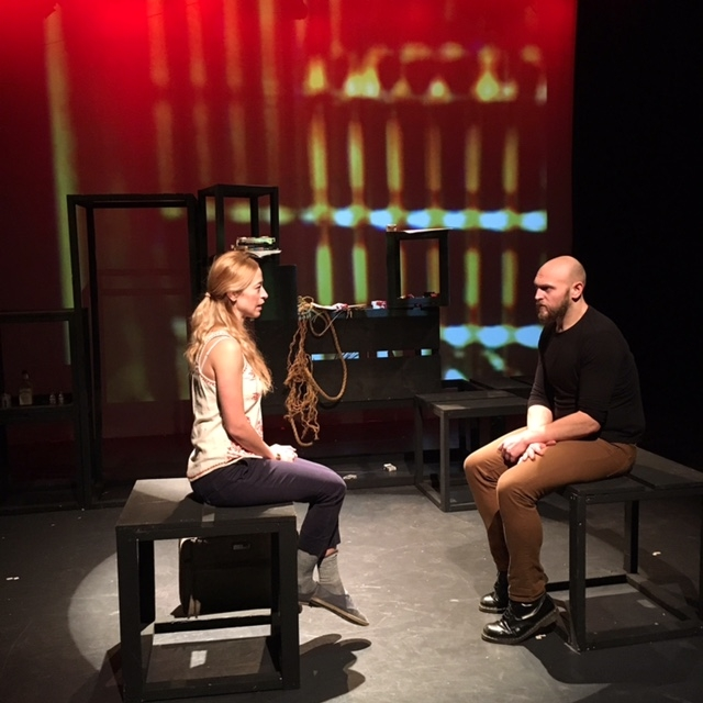 Nicole Kontolefa & Stephen Godleski.