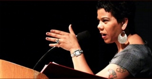 Rosa Alicia Clemente is an Afro-Latinx political commentator, community organizer, independent journalist, and 2008 Green Party Vice-Presidential candidate.