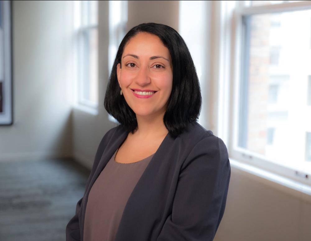 Sepi Aghdaee   ( She/ her/ hers) Program Officer, Haas, Jr. Fund
