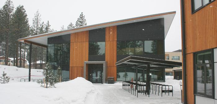 OSU Cascades - Residence Facilities