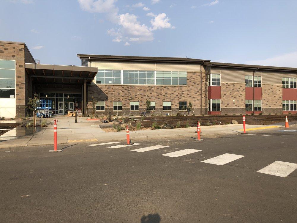 Gib Olinger Elementary School Milton-Freewater, OR