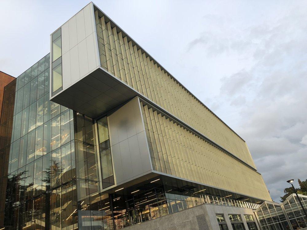 University of Washington: Life Science Building Seattle, WA