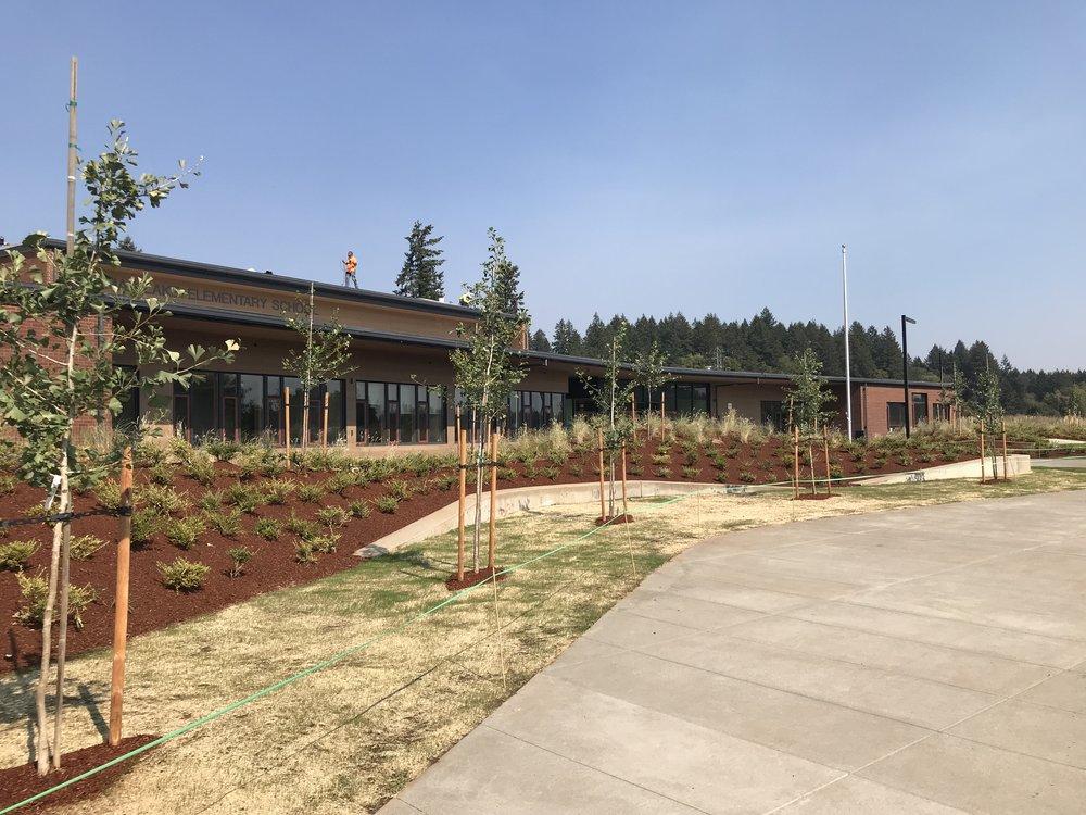 Lacamas Lake Elementary School Camas, WA