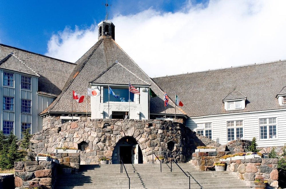 Timberline Lodge Government Camp, OR