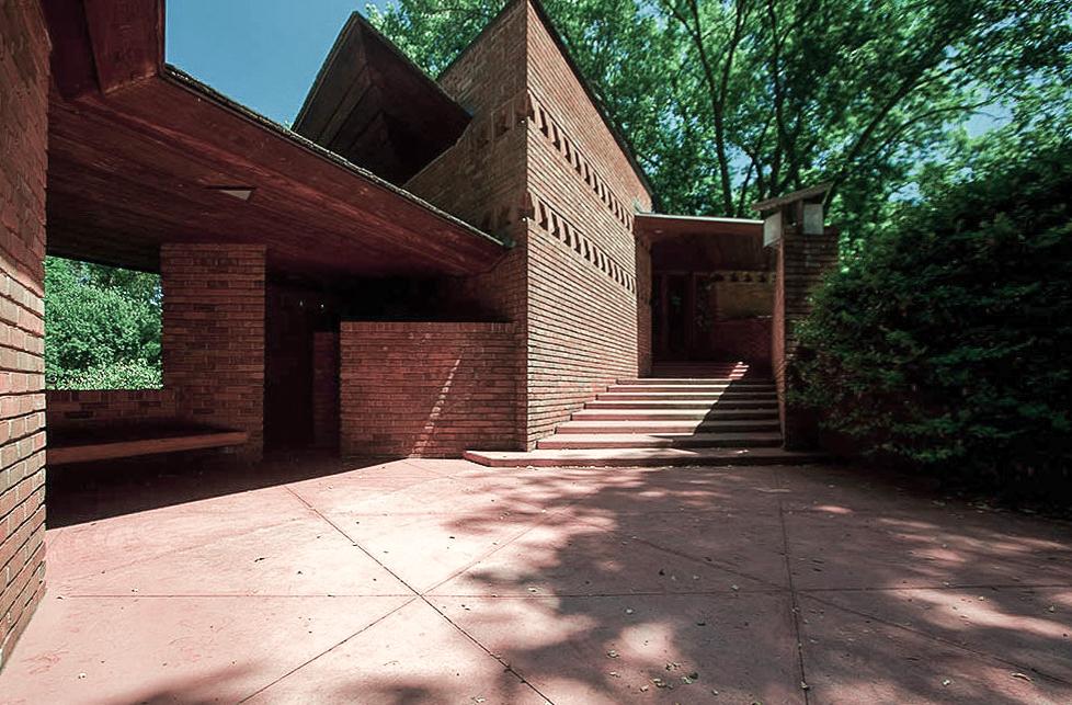 PALMER HOUSE - Ann Arbor, MI, USA