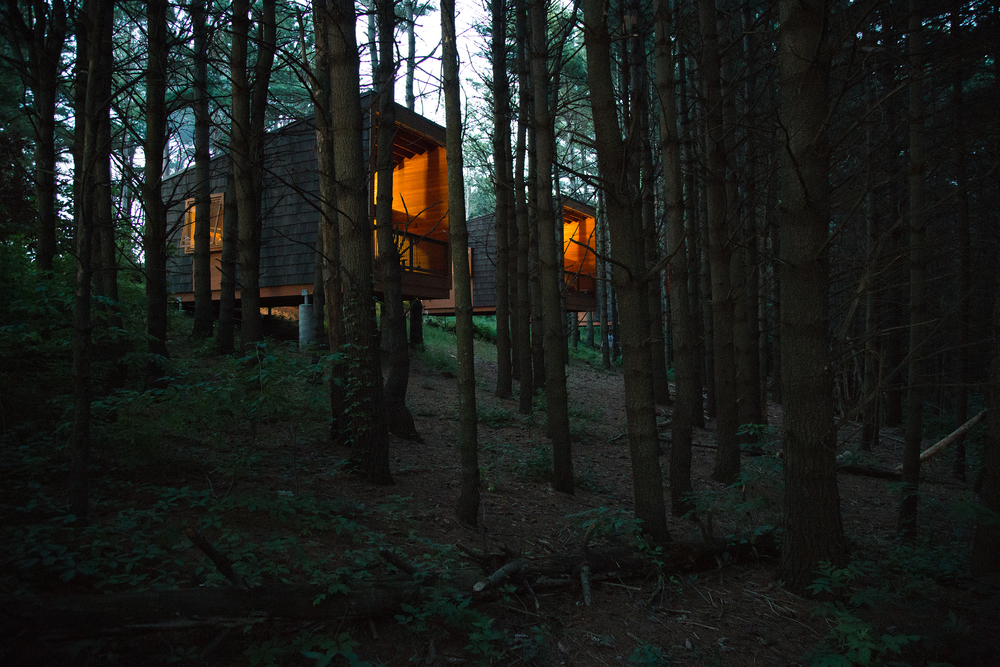 WHITETAIL WOODS CAMPER CABINS - Farmington, MN, USA