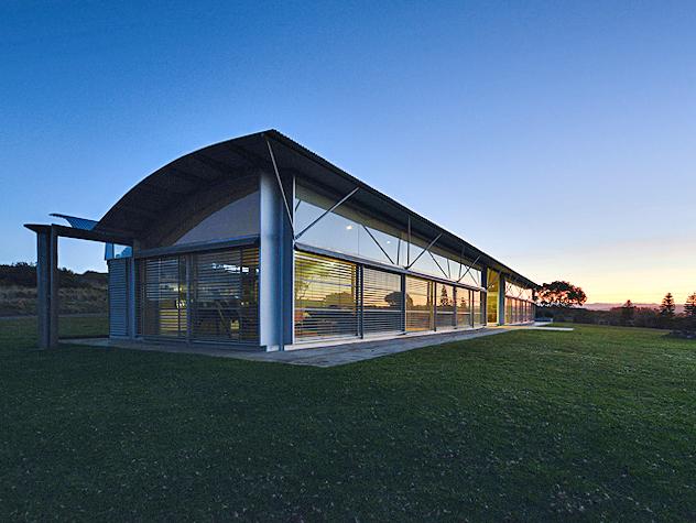 MAGNEY HOUSE - Bingie, NSW, Australia