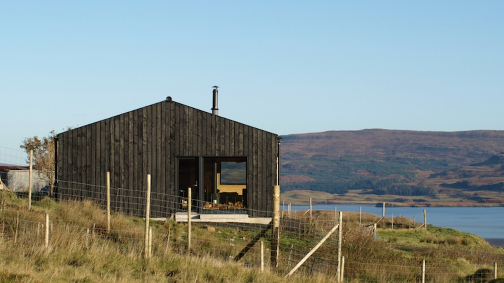 THE BLACK SHED - Isle of Skye, Scotland, UK