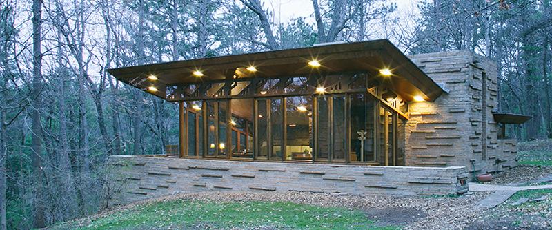Seth Peterson Cottage Mirror Lake Wi Usa Plansmatter