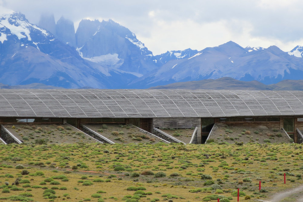 TIERRA PATAGONIA HOTEL + SPA - Torres del Paine National Park, Chile