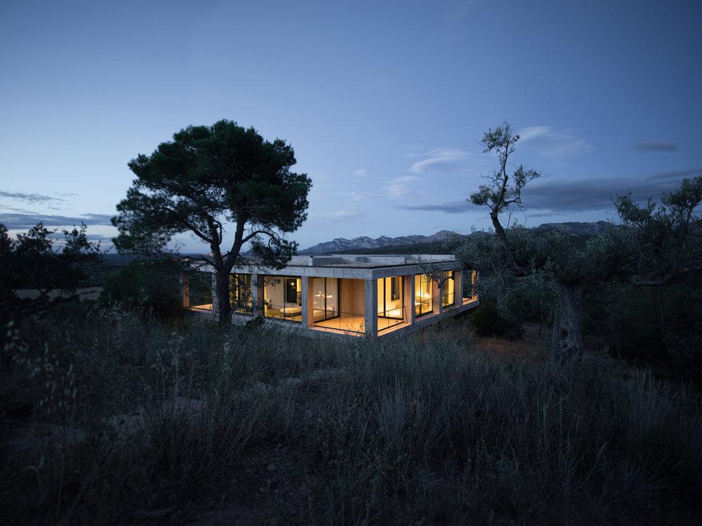 SOLO HOUSE PEZO VON ELLRICHSHAUSEN - Aragon, Spain