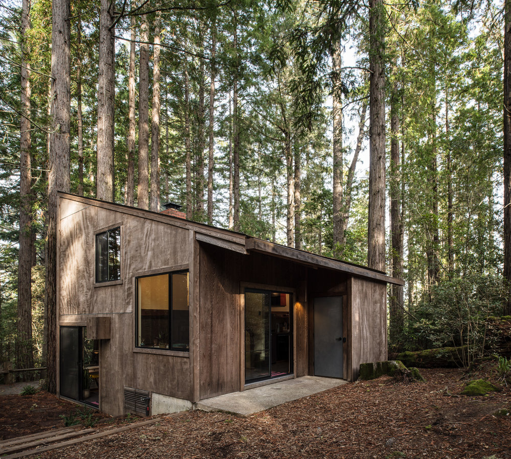ESHERICK MINIMOD - Sea Ranch, CA, USA