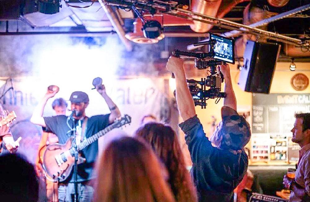 Trez Filmz Live Music