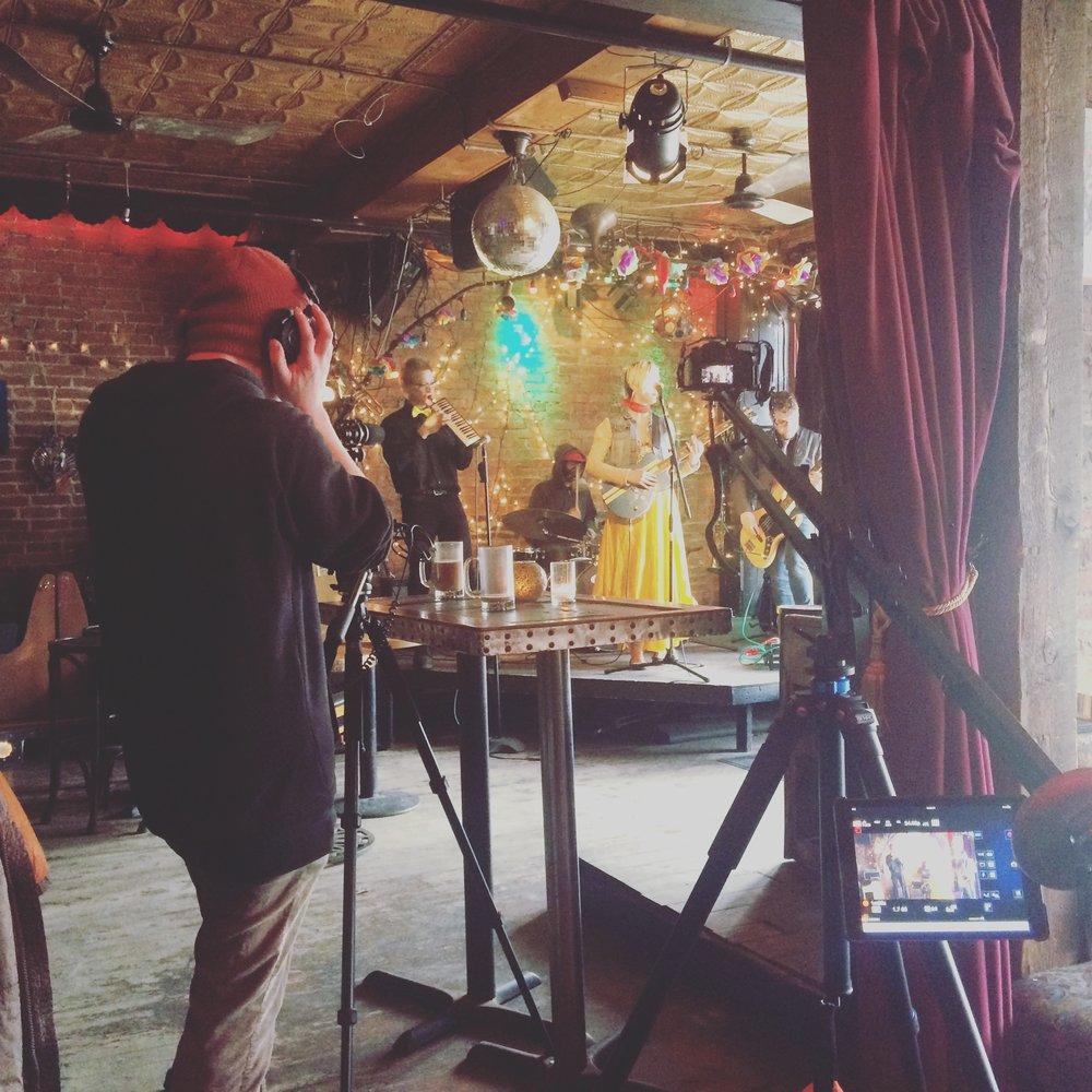 Trez Filmz Recording