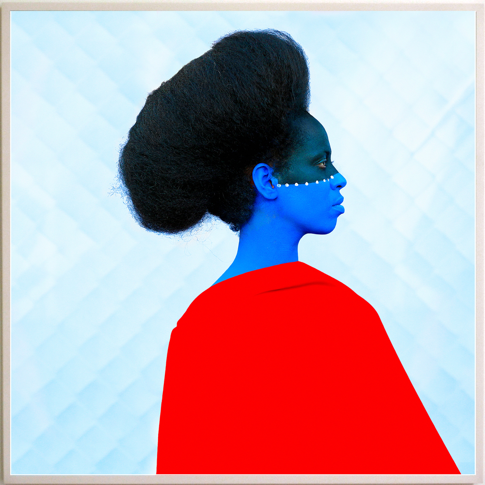 Aida Muluneh  Strength in Honor,  2016