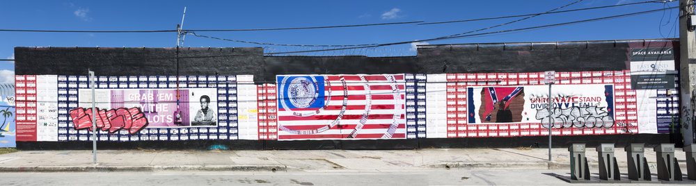 For Freedoms - Wynwood Miami, Florida