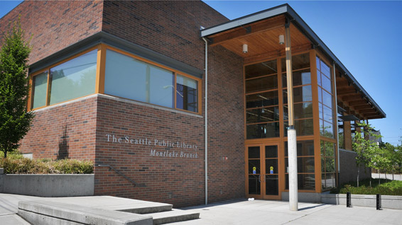 Montlake Branch: Seattle Public Library