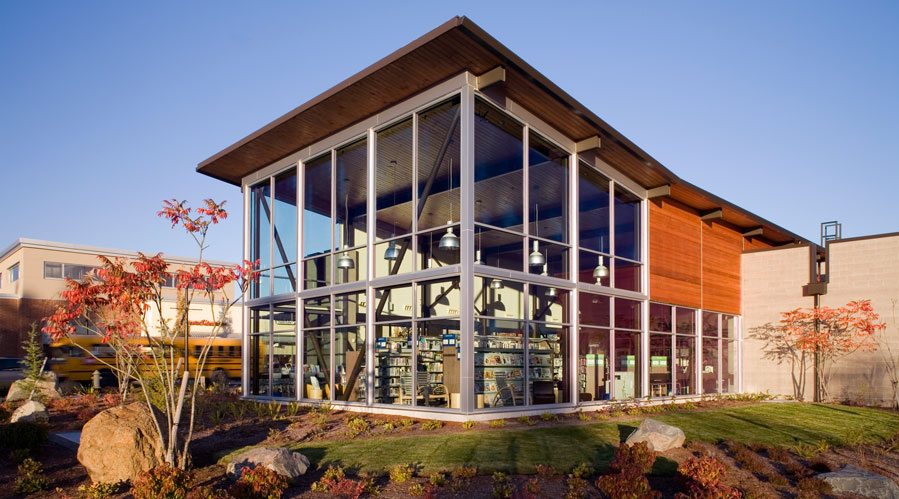Snoqualmie Library