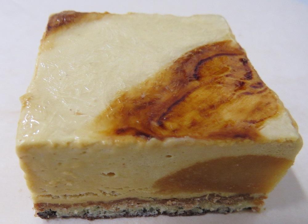 Pear Caramel Mousse