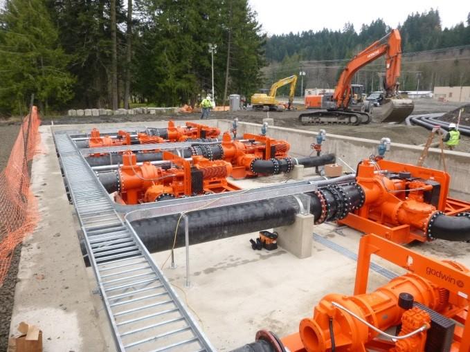 Elwha Water Treatment Facility