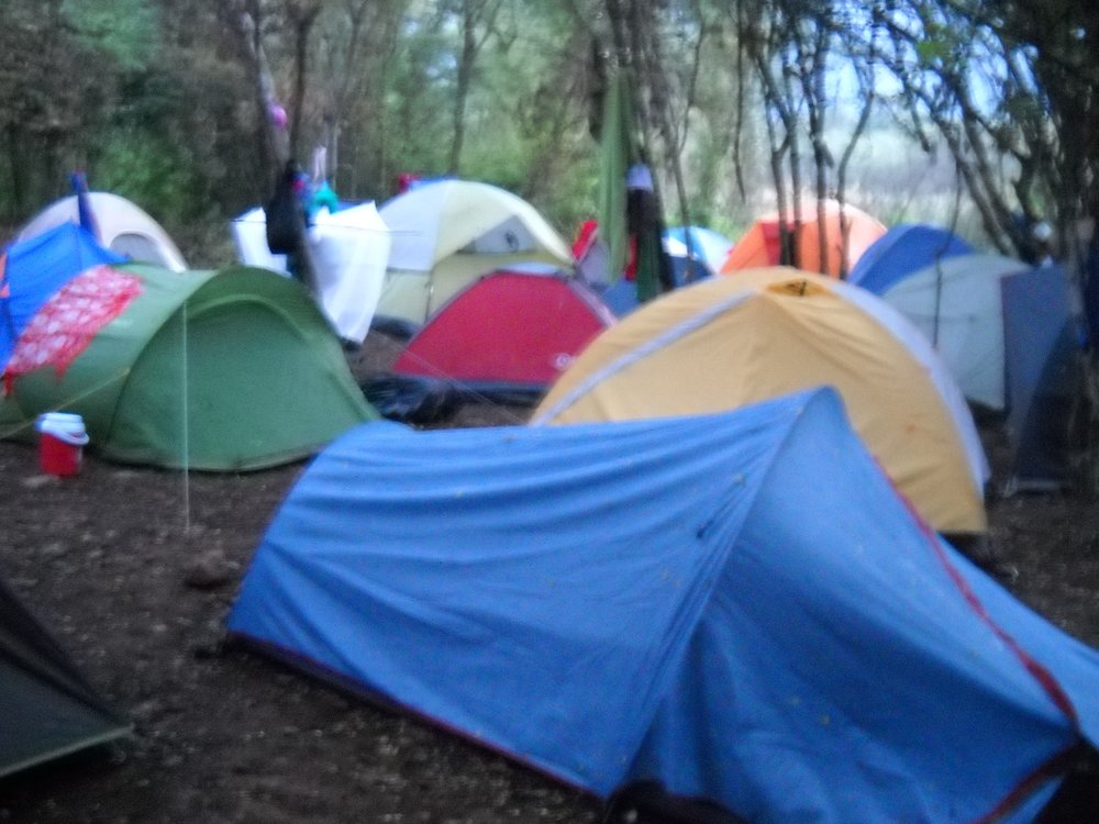 - TENTSParticipants can choose to camp. For this option it is required that you bring all the necessary camping equipment, including the tent.If someone requires sleeping on a bed due to their age, or physical condition, please let us know in advance in order to respond to your requirements.