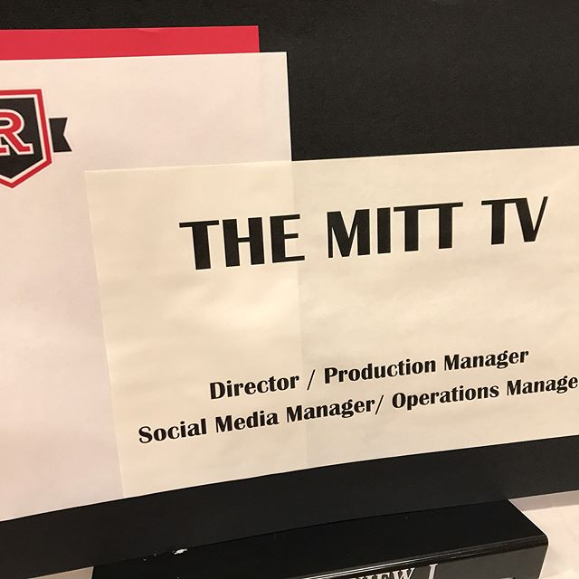 The Mitt.TV was at Career day at Romeo High School. We were so happy to be a part of the event!