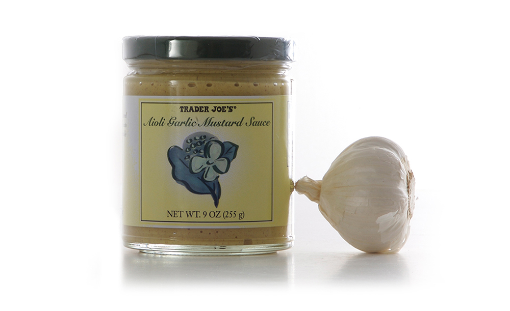 Trader Joe's | Aioli Garlic Mustard