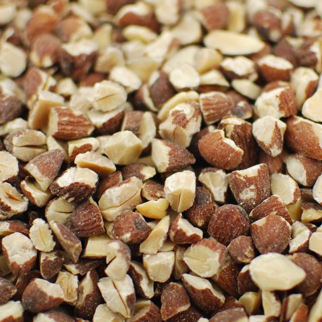 Raw Large Diced Almonds