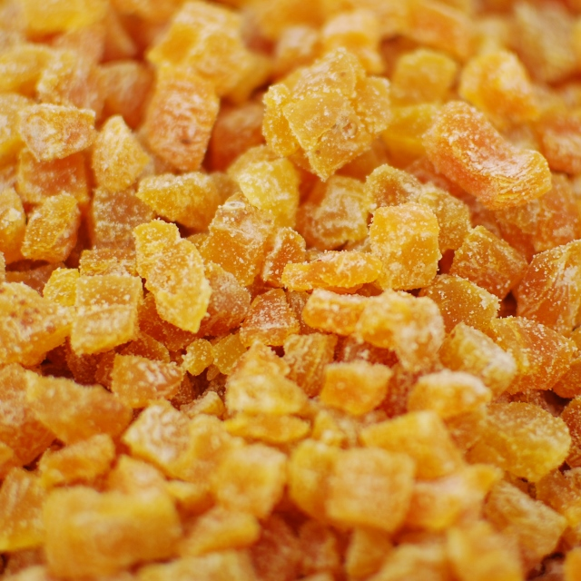 Diced Turkish Apricots