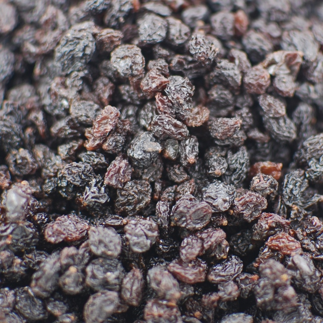 Black Zante Currants