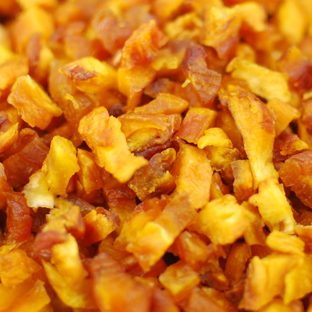 Diced Nectarines