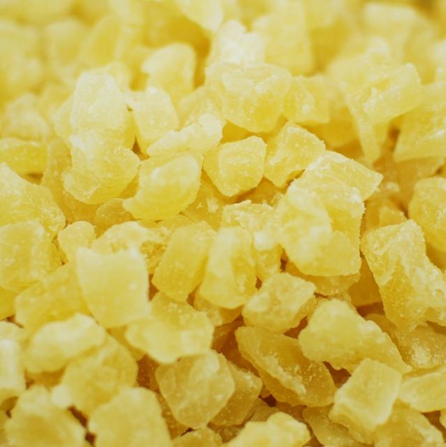 Diced Pineapple - Low Sugar - No Sulfur