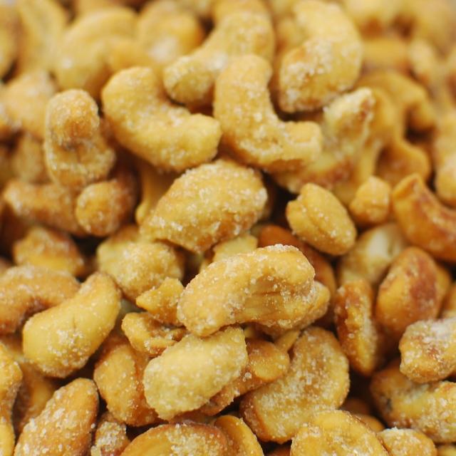 Natural Honey Roasted Cashews