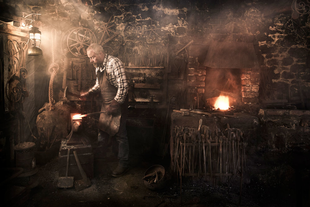 THE BLACKSMITH - Lonely Planet Traveller